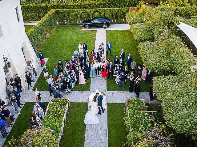 Il matrimonio di Marco e Elena a Bonate Sopra, Bergamo 61