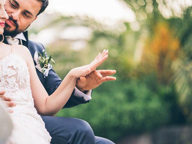 Le nozze di Luigi e Alessandra