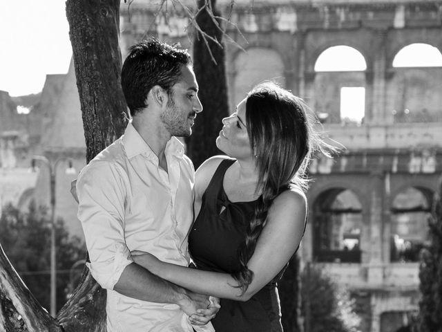 Il matrimonio di Carmine  e Valentina  a Roma, Roma 5