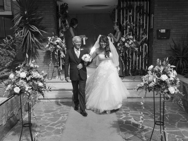 Il matrimonio di Carmine  e Valentina  a Roma, Roma 14
