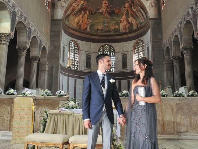 Il matrimonio di Carmine  e Valentina  a Roma, Roma 15