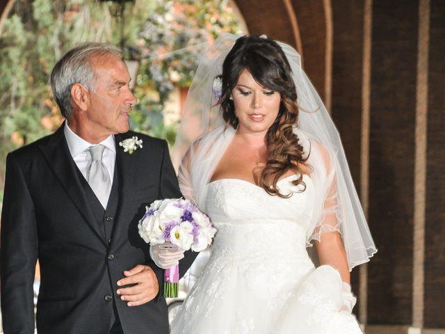 Il matrimonio di Carmine  e Valentina  a Roma, Roma 16