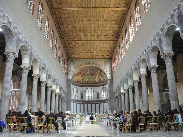 Il matrimonio di Carmine  e Valentina  a Roma, Roma 17
