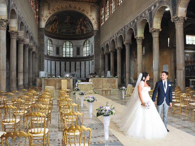 Il matrimonio di Carmine  e Valentina  a Roma, Roma 20