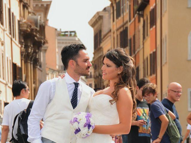 Il matrimonio di Carmine  e Valentina  a Roma, Roma 24