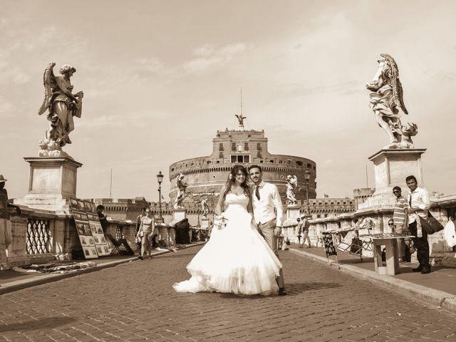 Il matrimonio di Carmine  e Valentina  a Roma, Roma 26