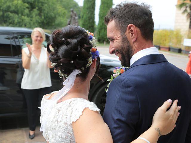 Il matrimonio di Daniele e Denise a Pozzolengo, Brescia 21