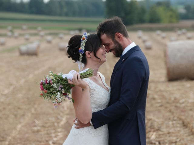 Il matrimonio di Daniele e Denise a Pozzolengo, Brescia 33