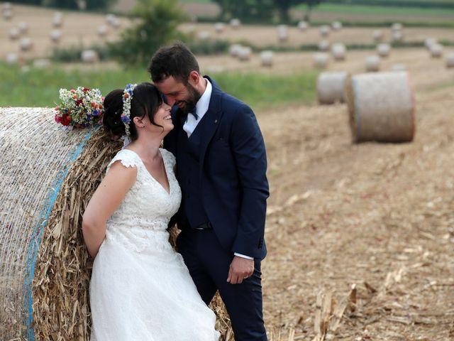 Le nozze di Denise e Daniele