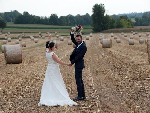 Il matrimonio di Daniele e Denise a Pozzolengo, Brescia 37