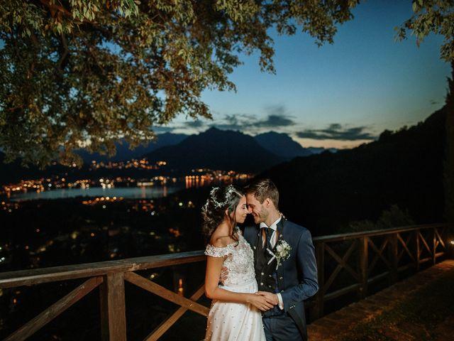 Il matrimonio di Francesco e Gina a Calolziocorte, Lecco 17