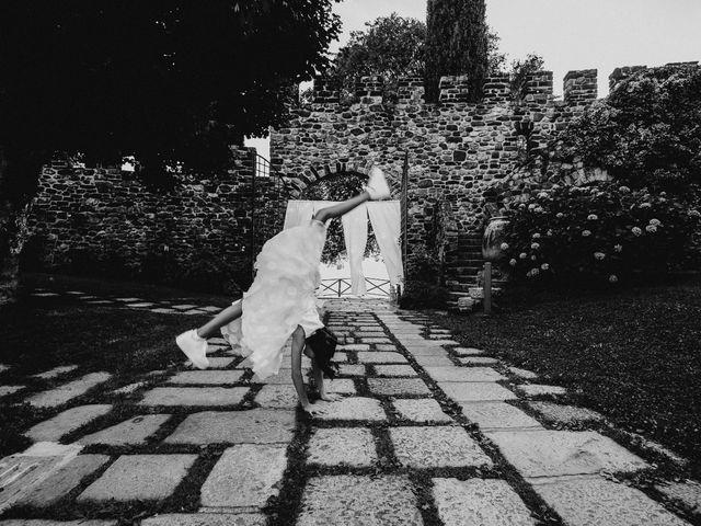 Il matrimonio di Francesco e Gina a Calolziocorte, Lecco 34