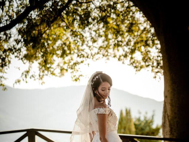 Il matrimonio di Francesco e Gina a Calolziocorte, Lecco 36