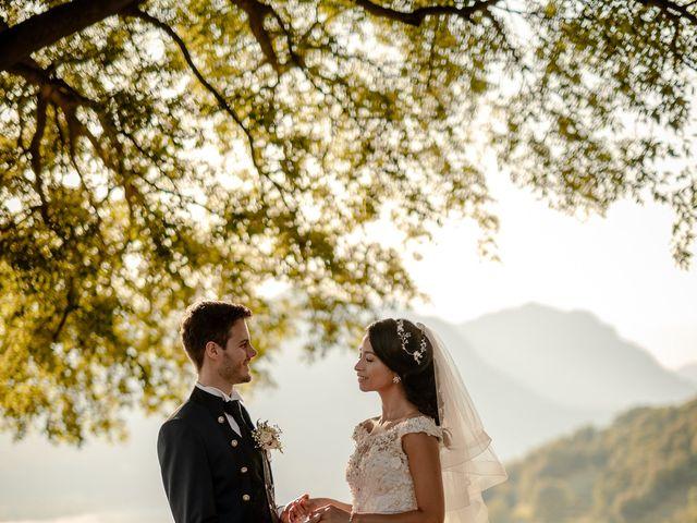 Il matrimonio di Francesco e Gina a Calolziocorte, Lecco 38