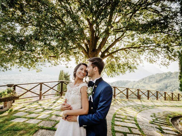 Il matrimonio di Francesco e Gina a Calolziocorte, Lecco 40