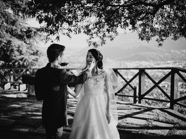 Il matrimonio di Francesco e Gina a Calolziocorte, Lecco 41