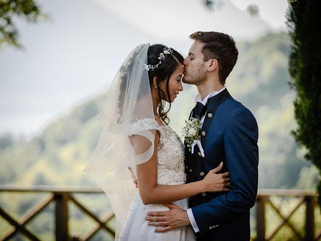 Il matrimonio di Francesco e Gina a Calolziocorte, Lecco 42