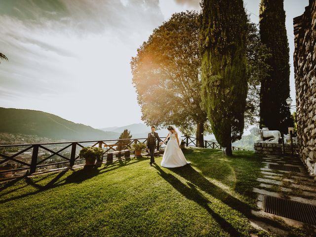 Il matrimonio di Francesco e Gina a Calolziocorte, Lecco 43