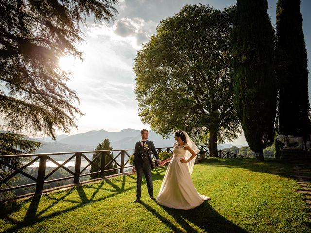 Il matrimonio di Francesco e Gina a Calolziocorte, Lecco 44