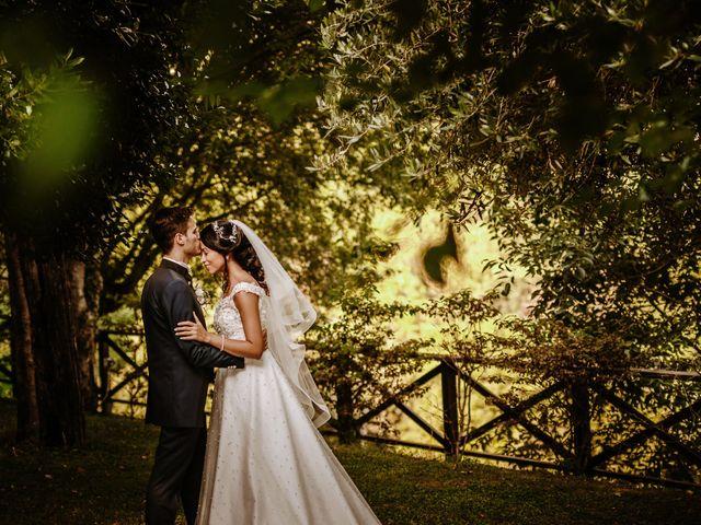 Il matrimonio di Francesco e Gina a Calolziocorte, Lecco 45