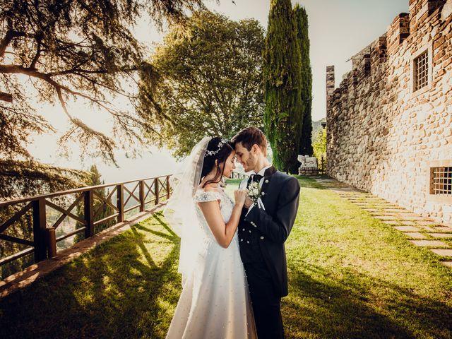 Il matrimonio di Francesco e Gina a Calolziocorte, Lecco 46