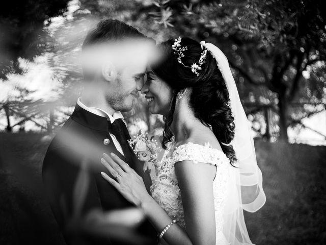 Le nozze di Gina e Francesco