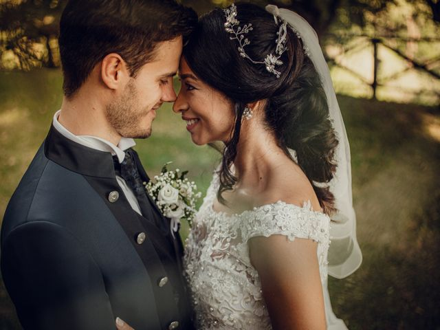 Il matrimonio di Francesco e Gina a Calolziocorte, Lecco 47