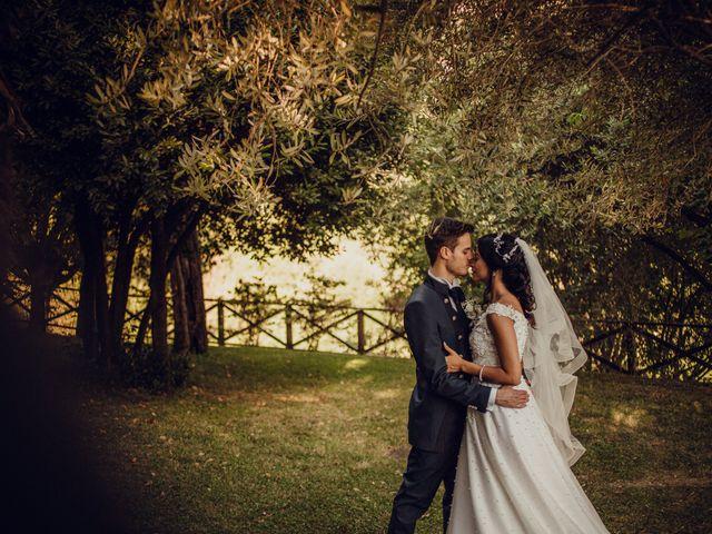 Il matrimonio di Francesco e Gina a Calolziocorte, Lecco 48