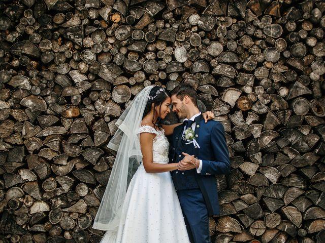 Il matrimonio di Francesco e Gina a Calolziocorte, Lecco 1