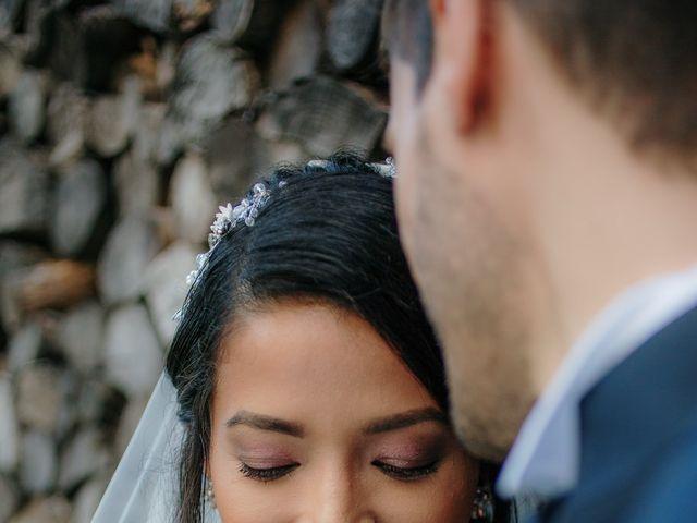Il matrimonio di Francesco e Gina a Calolziocorte, Lecco 49