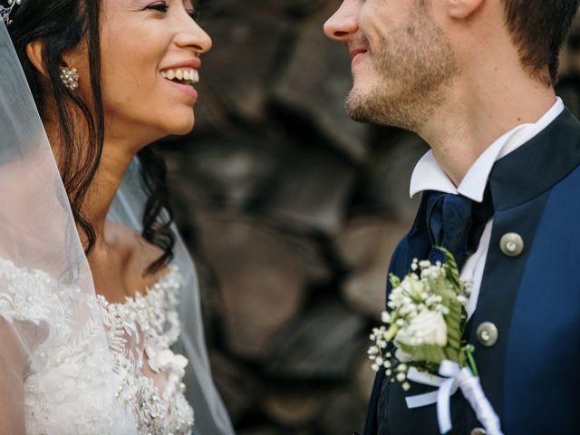 Il matrimonio di Francesco e Gina a Calolziocorte, Lecco 50