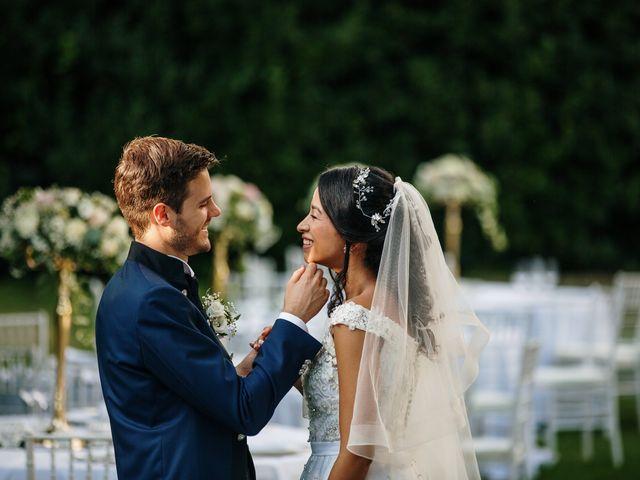 Il matrimonio di Francesco e Gina a Calolziocorte, Lecco 51