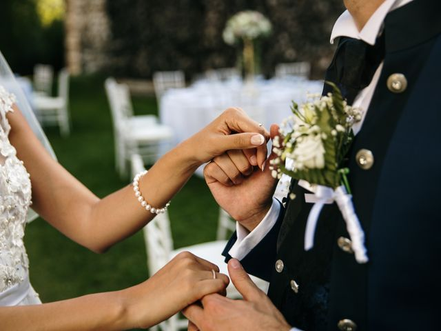 Il matrimonio di Francesco e Gina a Calolziocorte, Lecco 52
