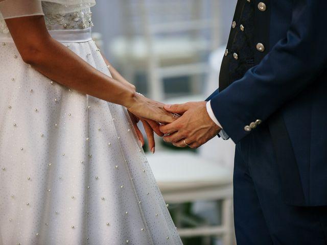 Il matrimonio di Francesco e Gina a Calolziocorte, Lecco 53