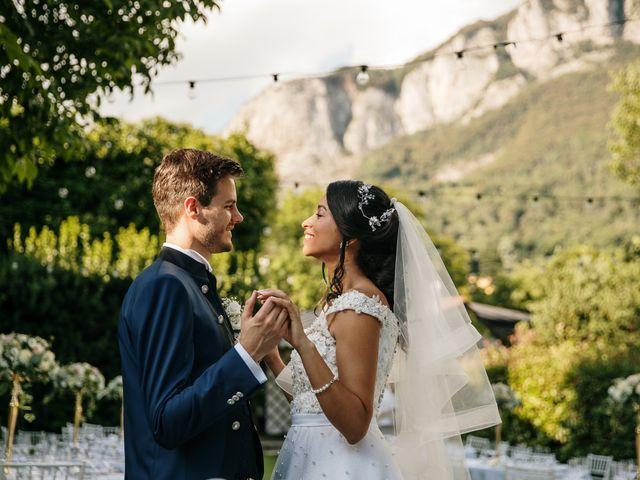 Il matrimonio di Francesco e Gina a Calolziocorte, Lecco 54