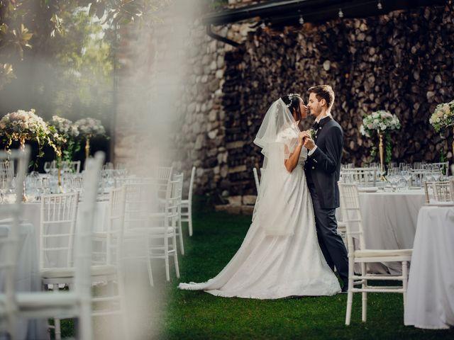 Il matrimonio di Francesco e Gina a Calolziocorte, Lecco 55