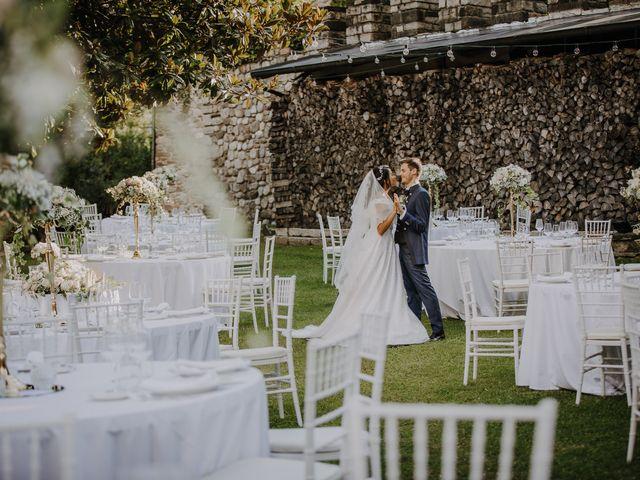 Il matrimonio di Francesco e Gina a Calolziocorte, Lecco 56