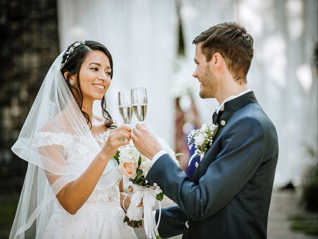 Il matrimonio di Francesco e Gina a Calolziocorte, Lecco 63