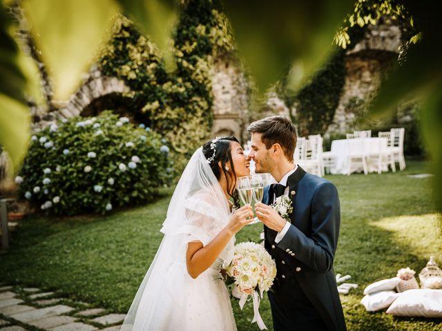 Il matrimonio di Francesco e Gina a Calolziocorte, Lecco 64