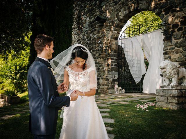 Il matrimonio di Francesco e Gina a Calolziocorte, Lecco 65