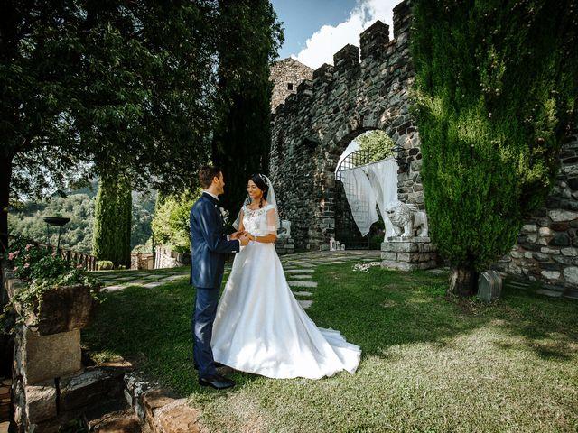 Il matrimonio di Francesco e Gina a Calolziocorte, Lecco 66