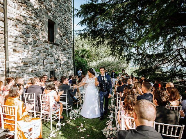 Il matrimonio di Francesco e Gina a Calolziocorte, Lecco 67