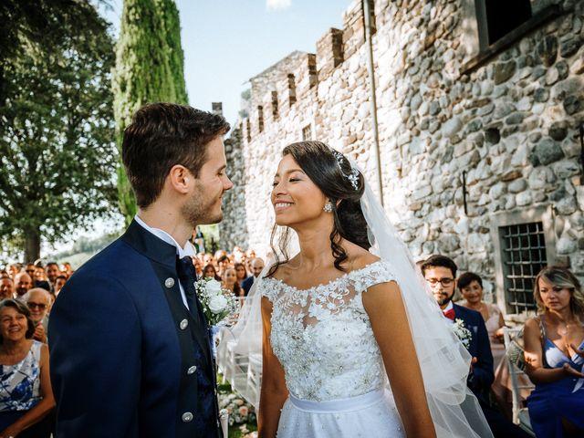 Il matrimonio di Francesco e Gina a Calolziocorte, Lecco 68