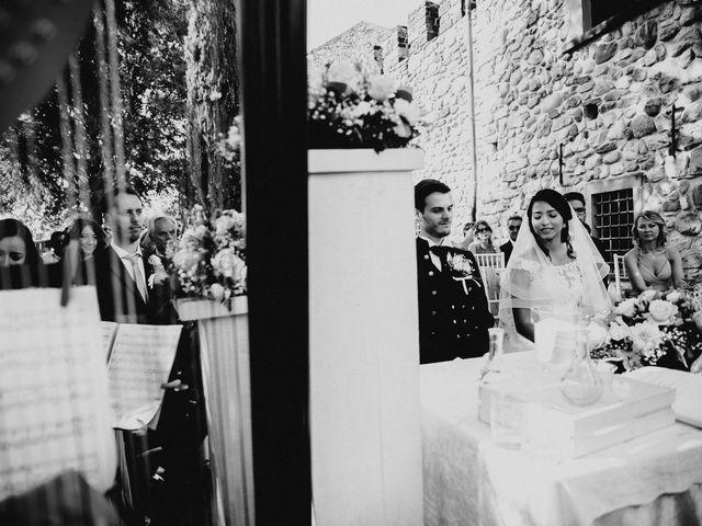 Il matrimonio di Francesco e Gina a Calolziocorte, Lecco 72