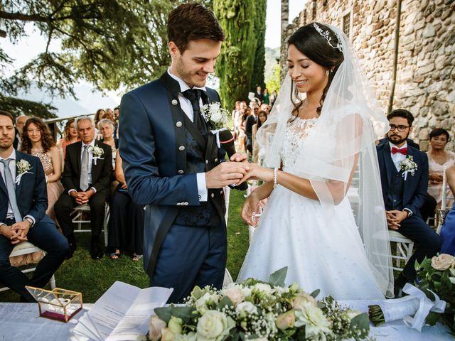 Il matrimonio di Francesco e Gina a Calolziocorte, Lecco 75