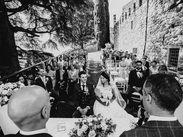 Il matrimonio di Francesco e Gina a Calolziocorte, Lecco 78
