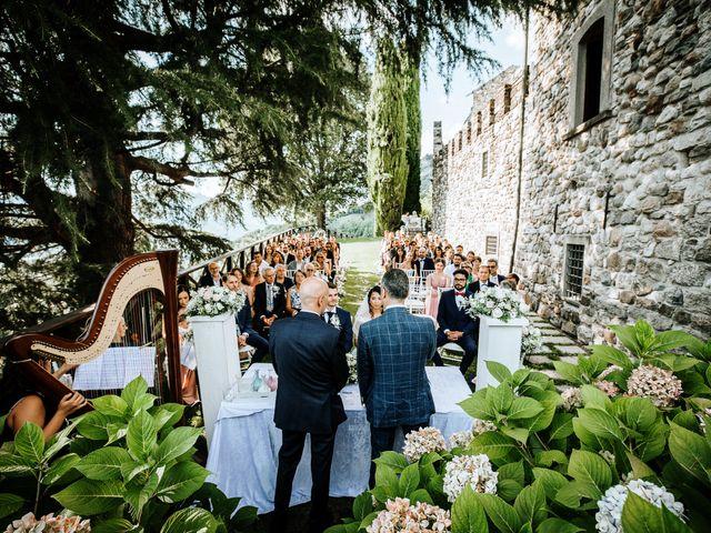 Il matrimonio di Francesco e Gina a Calolziocorte, Lecco 80