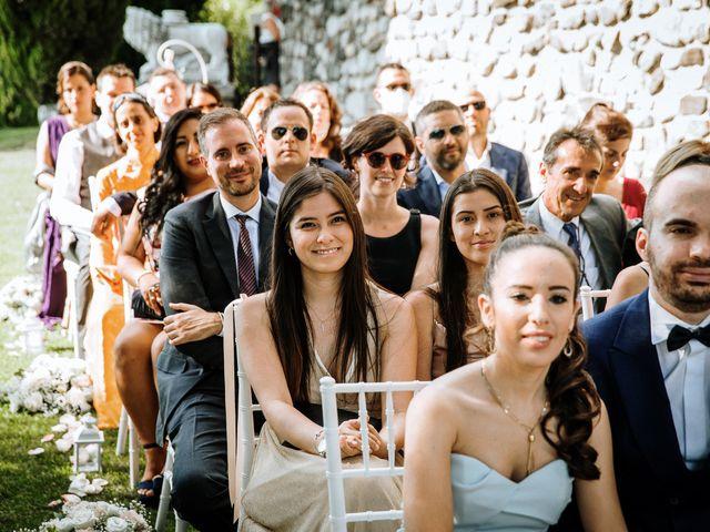 Il matrimonio di Francesco e Gina a Calolziocorte, Lecco 82