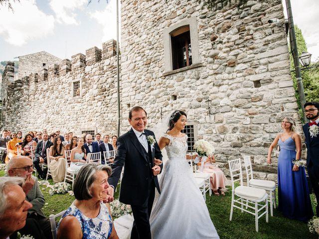 Il matrimonio di Francesco e Gina a Calolziocorte, Lecco 85