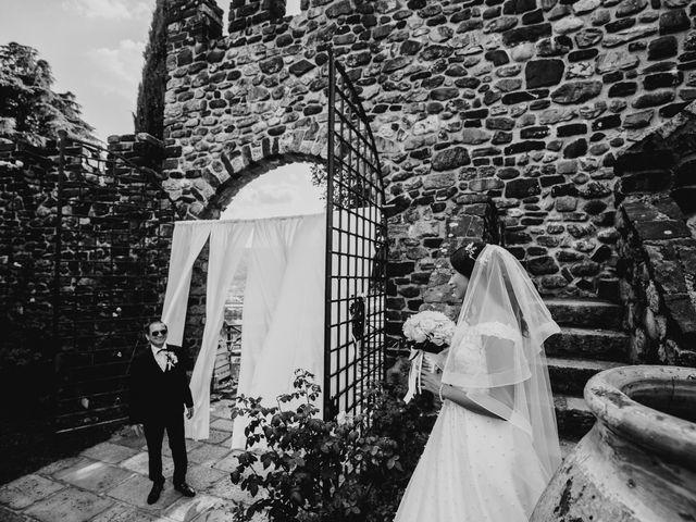 Il matrimonio di Francesco e Gina a Calolziocorte, Lecco 89